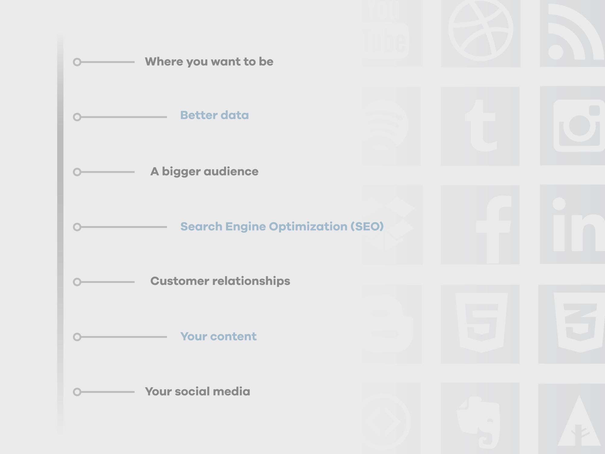 Go Beyond Social Media