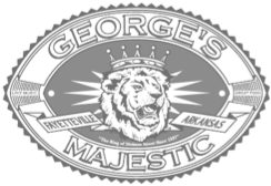 George's Majestic Lounge's logo