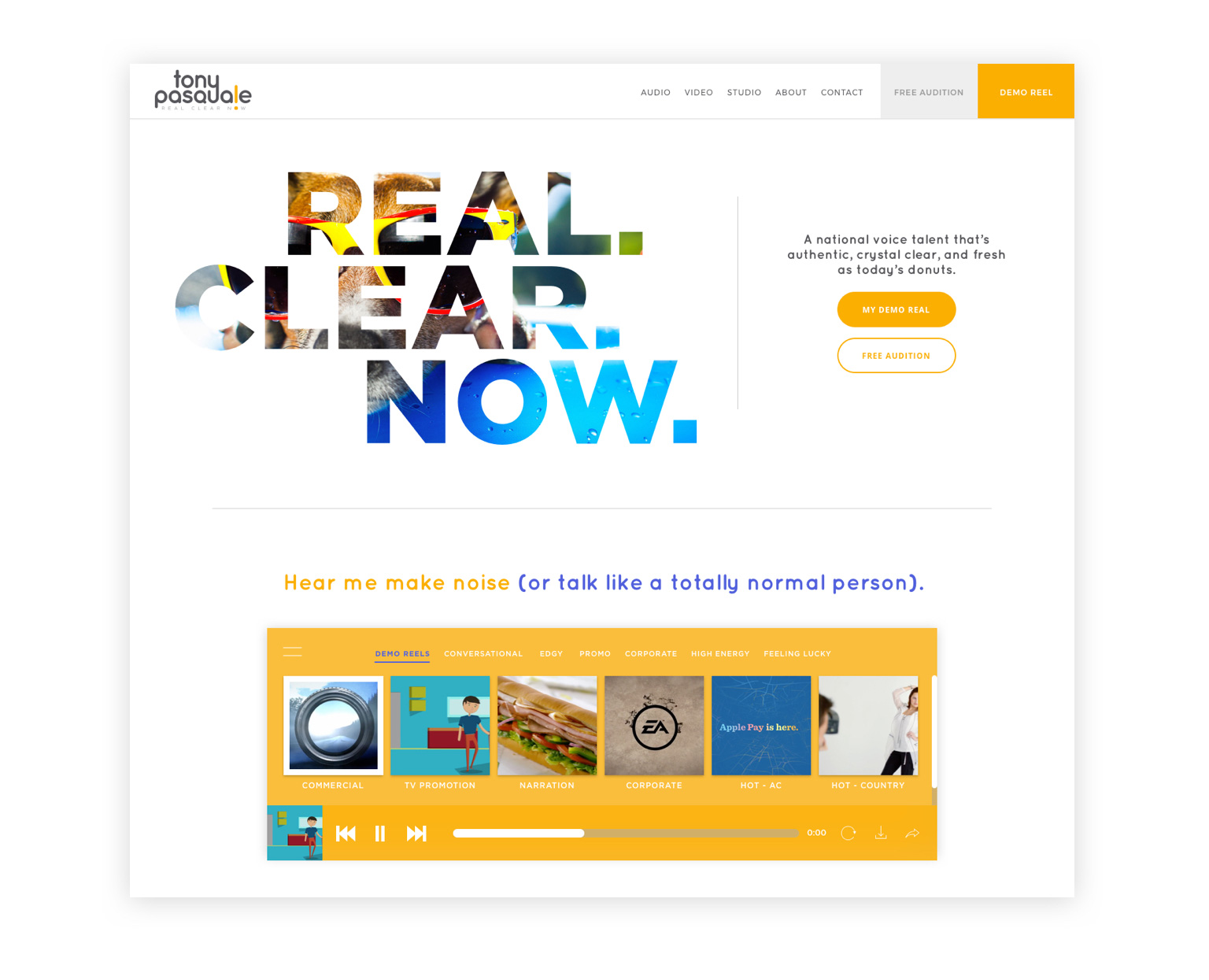 tony pasquale real clear now homepage