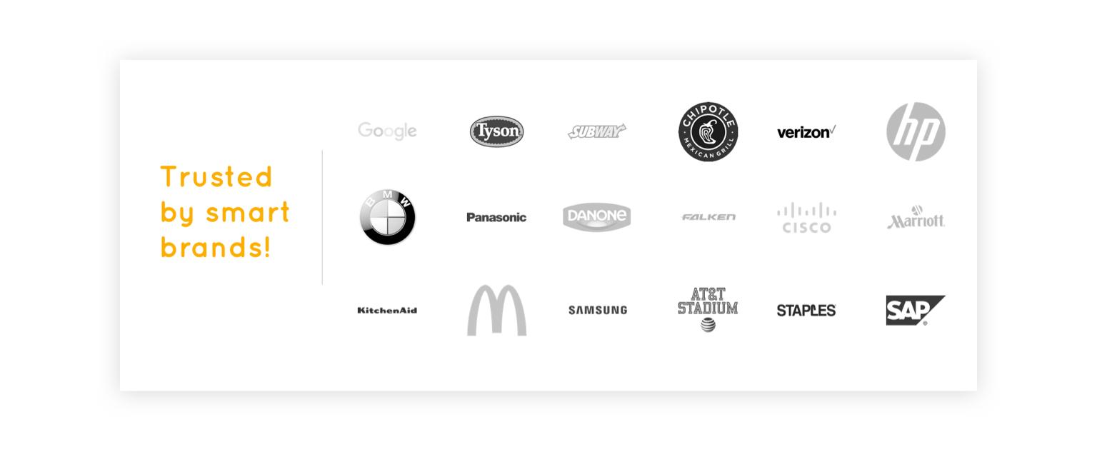 tony pasquale brand logos